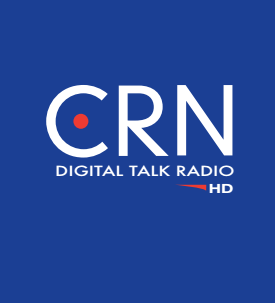 CRN Talk Radio Logo