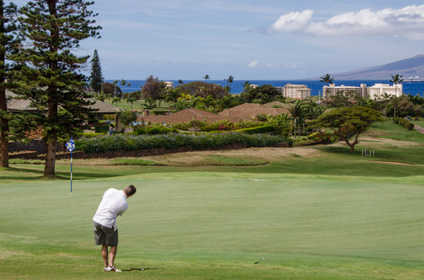 Golf at Ka'anapali
