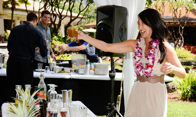 Chandra Lam Lucariello, Director of Mixology & Spirits Education Southern Wine & Spirits of Hawaii